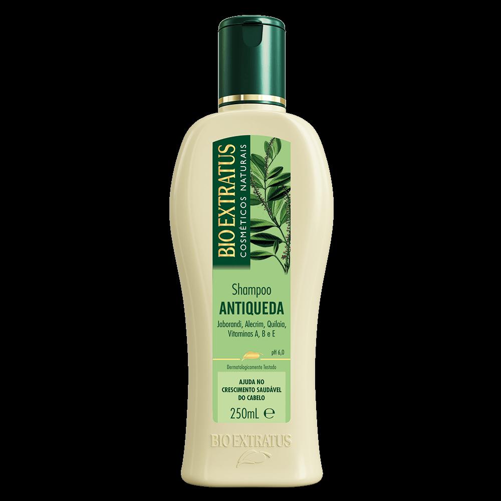 Shampoo Jaborandi Bio Extratus 250ml  - LUISA PERFUMARIA E COSMETICOS