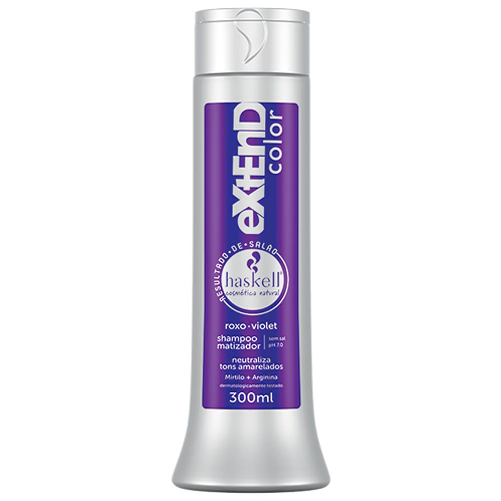 Shampoo Matizador Roxo Violet Extend Color 300ml