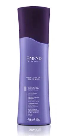 Shampoo Matizador Specialist Blonde Expertise Amend 250ML