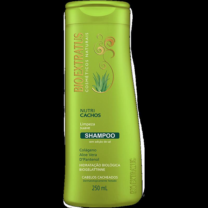 Shampoo Nutri Cachos Bio Extratus 250ml