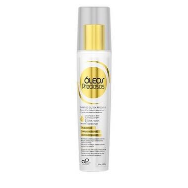 Shampoo Óleos Preciosos OpBeauty 250ML