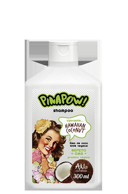 Shampoo Pinapow Coconut 300ml