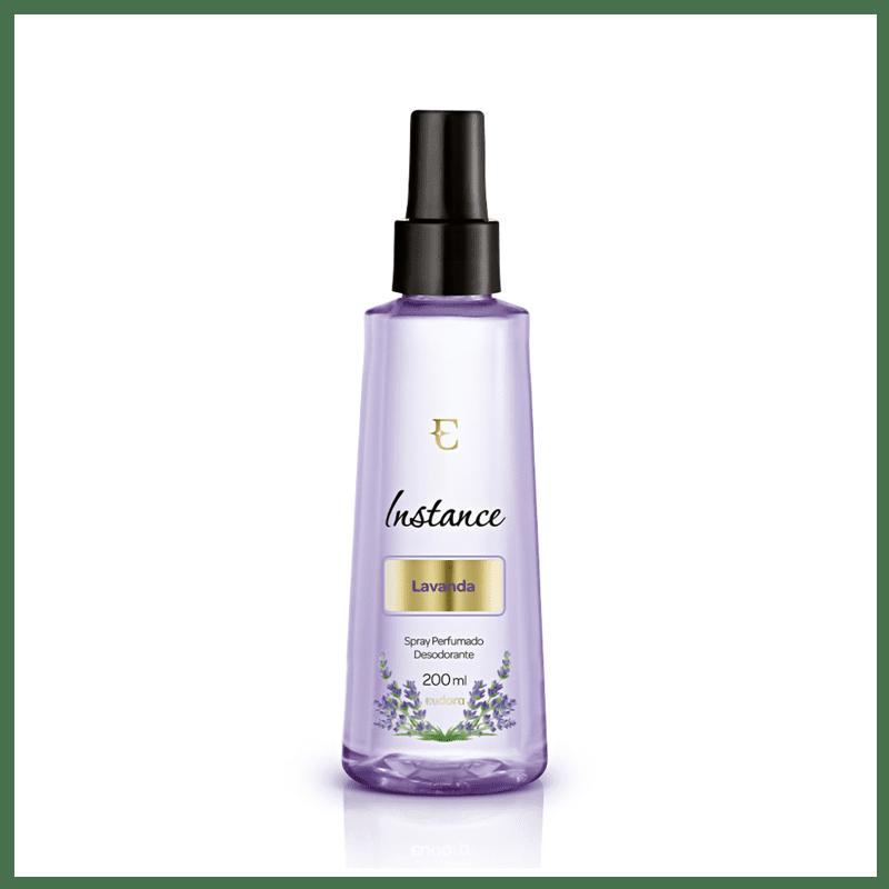 Spray Desodorante Perfumado Instance Lavanda Eudora 200ml