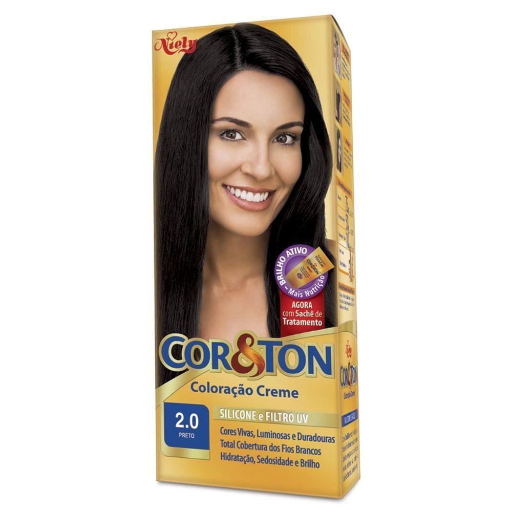 Tintura Cor&Ton