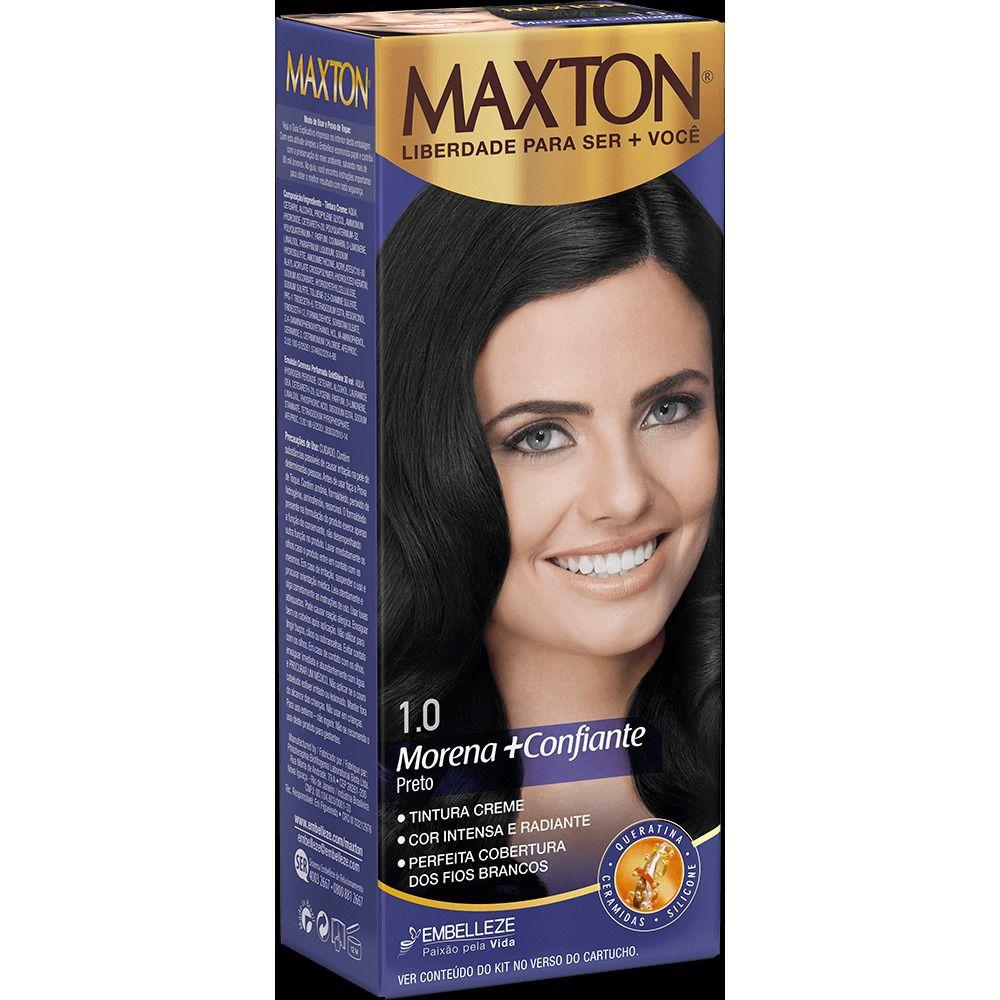 Tintura Maxton  - LUISA PERFUMARIA E COSMETICOS