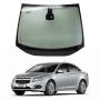 Vidro Parabrisa Com Sensores Chevrolet Cruze 16/19 Glasstech