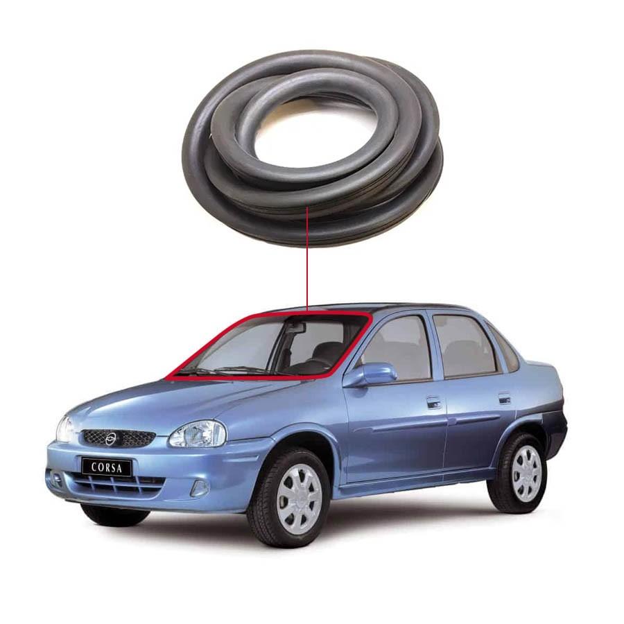 Borracha Vidro Parabrisa Chevrolet Corsa 93/01 / Celta 00/16 Disk-Bor