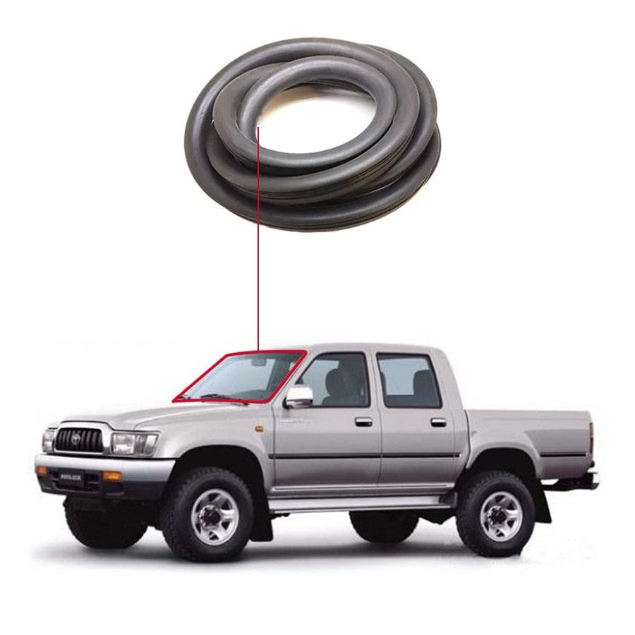 Borracha Parabrisa Sem Friso Toyota Hilux 97/04 Centerparts