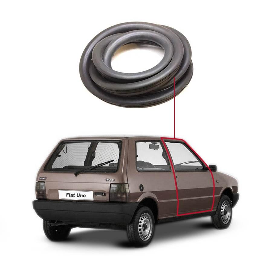 Borracha Porta Dianteira Direita/Esquerda Fiat Uno 91/02 Disk-Bor
