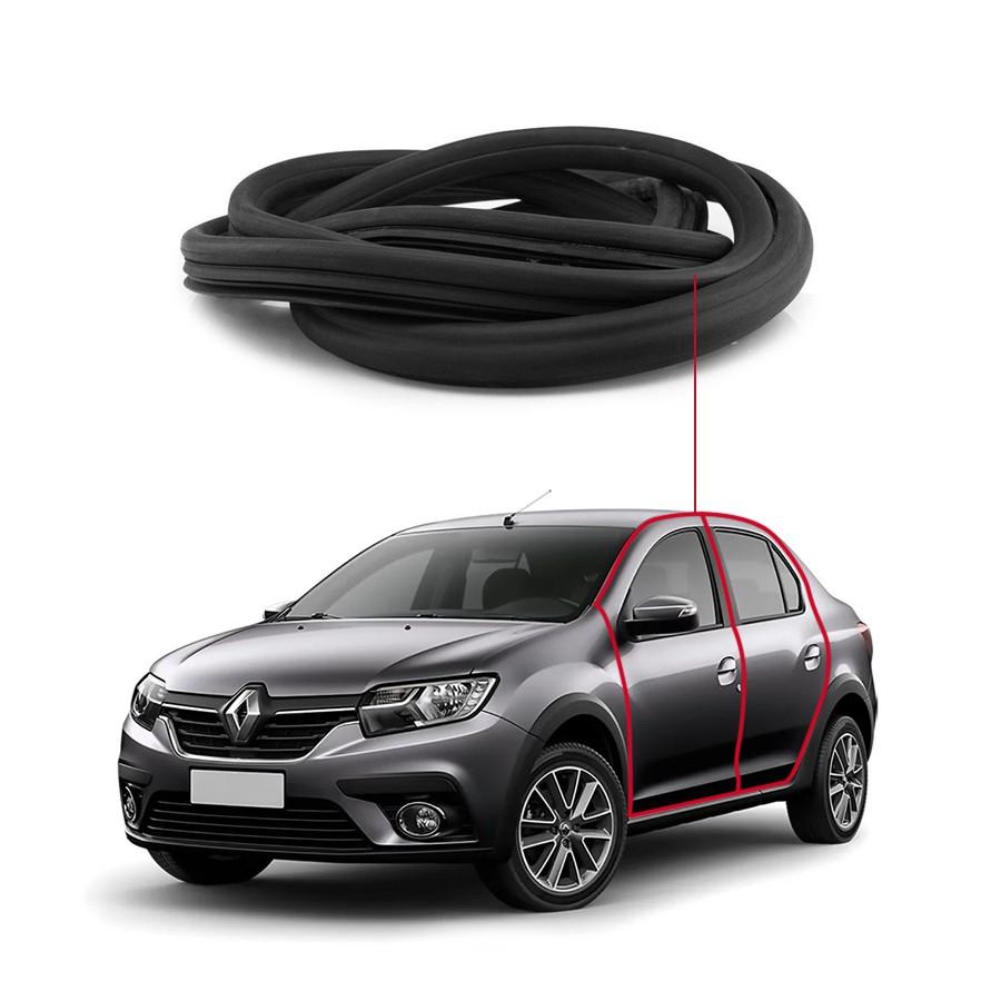 Borracha Porta Dianteira/ Traseira Renault Sandero 07/20 / Logan 04/20 / Duster 10/20 Disk-Bor