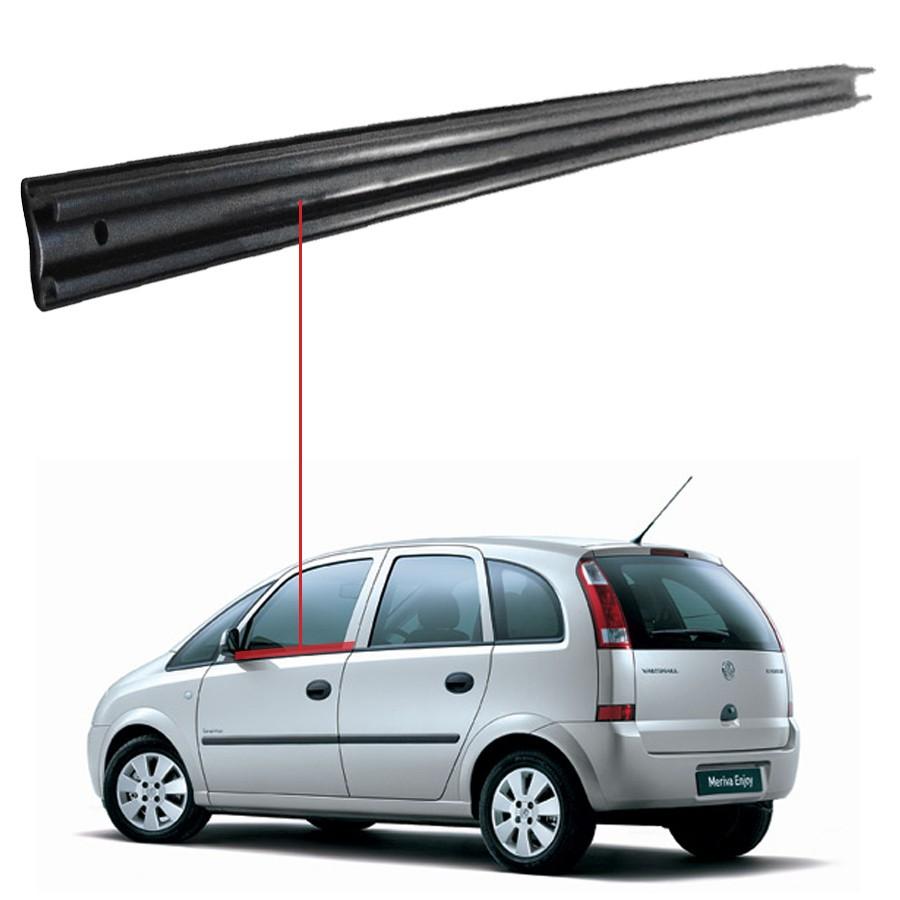 Borracha Canaleta Dianteira Esquerda Chevrolet Meriva 03/12 Centerparts