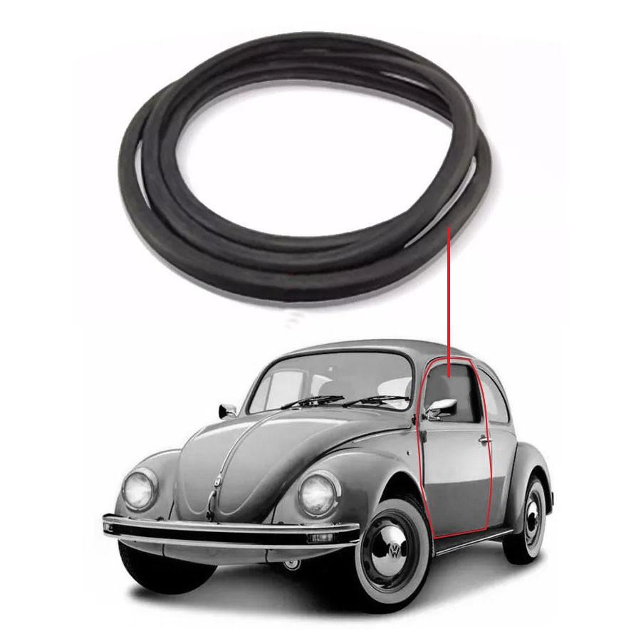 Borracha Porta Dianteira Direita/ Esquerda Volkswagen Fusca 59/92 Disk-Bor