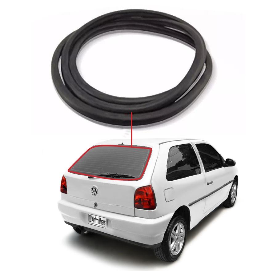 Borracha Vidro Traseiro Viga Volkswagen Gol Bola 95/01 Disk-Bor