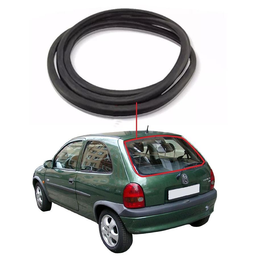 Borracha Vidro Traseiro Vigia Chevrolet Corsa 98/01 Centerparts
