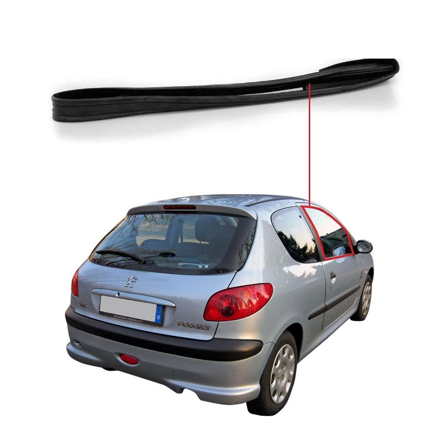 Borracha Canaleta Dianteira Direita Peugeot 206 01/14 Jahu