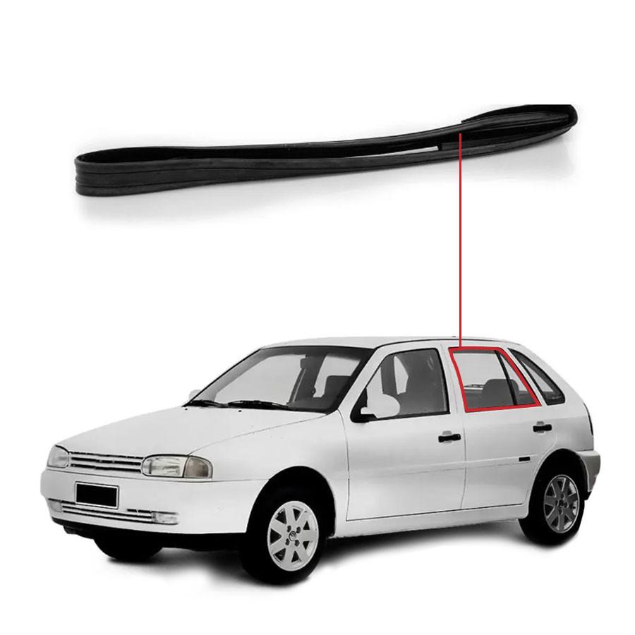 Borracha Canaleta Traseira Esquerda Sem Pestana Volkswagen Gol 95/20 Centerparts