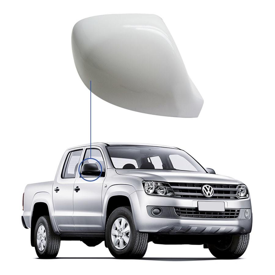 Capa para Retrovisor Volkswagen Amarok 11/... Lado Direito Passageiro l