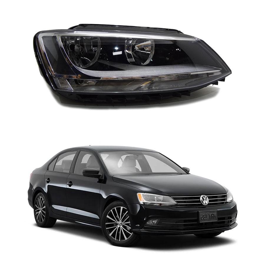 Farol Principal Volkswagen Jetta 11/18 Lado Direito Passageiro l