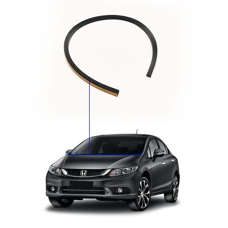 Guarnição de Acabamento inferior Honda New Civic 12/16 Originall