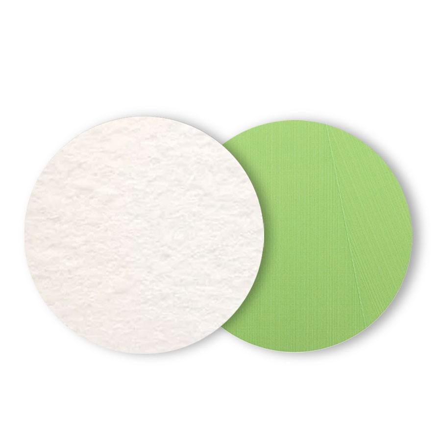 Kit de Lixas de Polimento para Vidros Chassi e Risco Branca e Verde