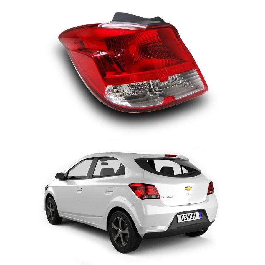 Lanterna Traseira Chevrolet Onix 13/19 Lado Esquerdo Motorista l