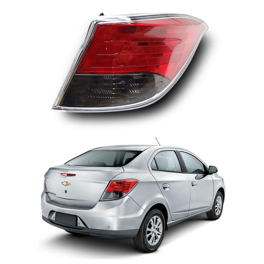 Lanterna Traseira Chevrolet Prisma 13/19 Lado Direito Passageiro l