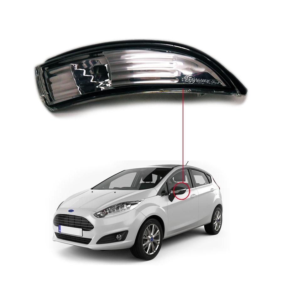 Pisca Para Retrovisor Ford New Fiesta 10/... Lado Direito Passageiro l