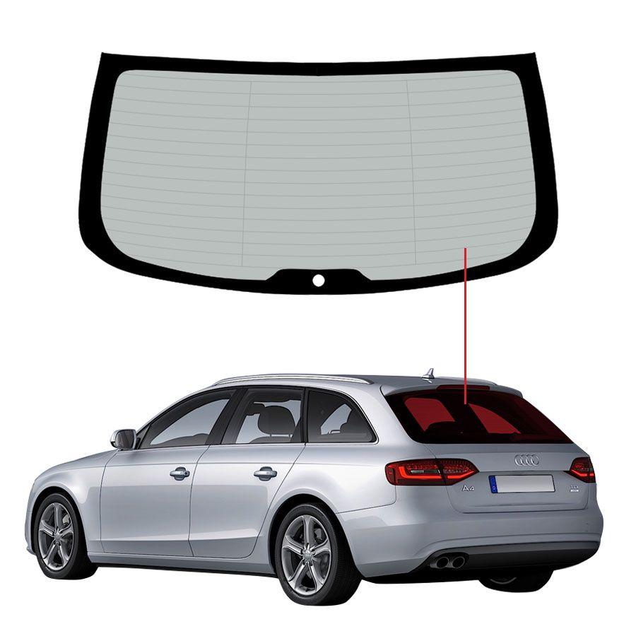Vidro Traseiro Vigia Audi A4 09/15 Fuyao