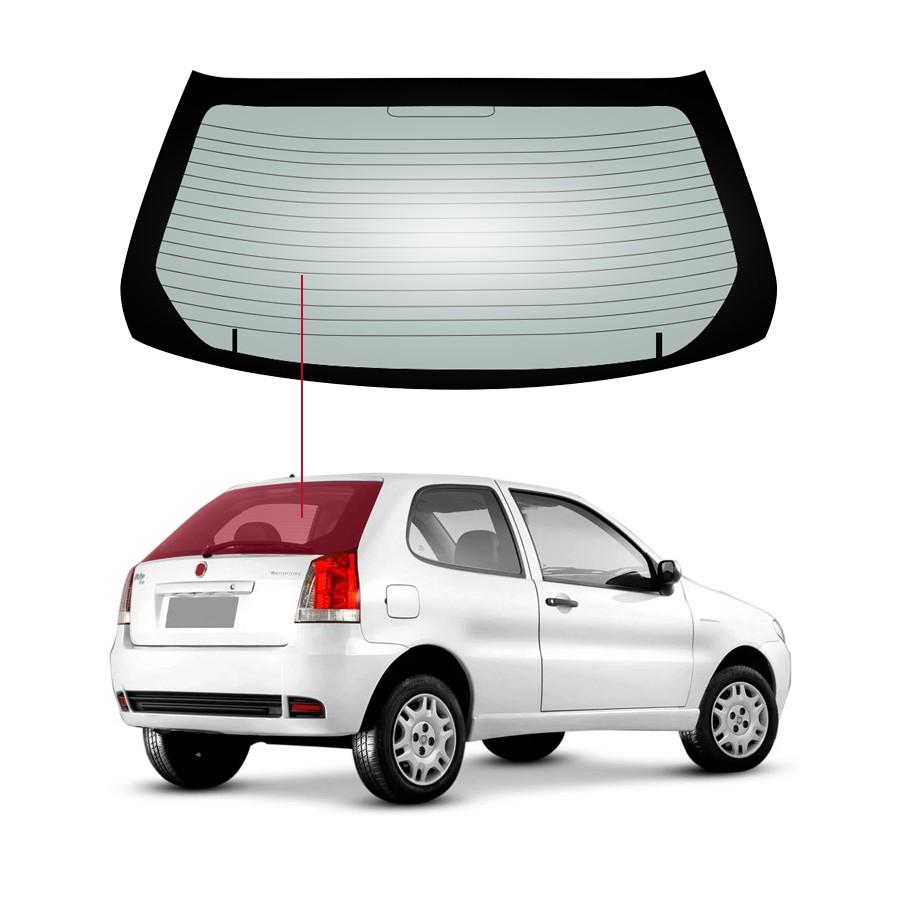 Vidro Traseiro Vigia  Fiat Palio  04/17  AGC