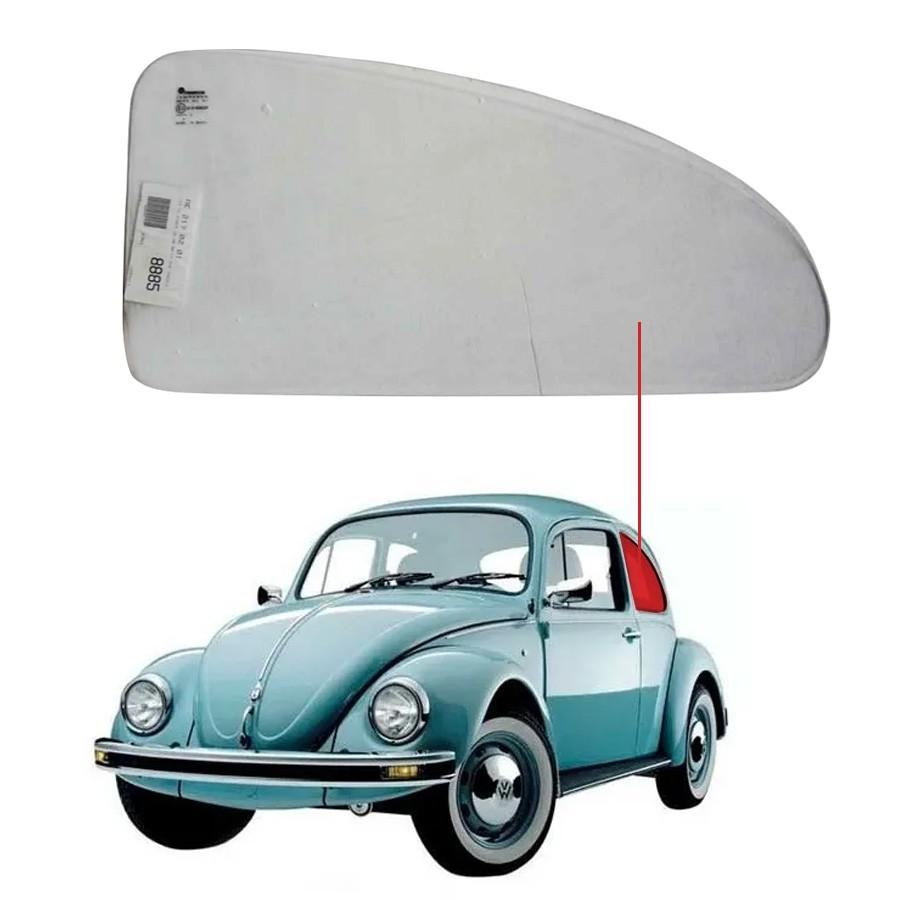 Vidro Janela Fixa Direita/Esquerda Volkswagen Fusca 40/96 Fanavid