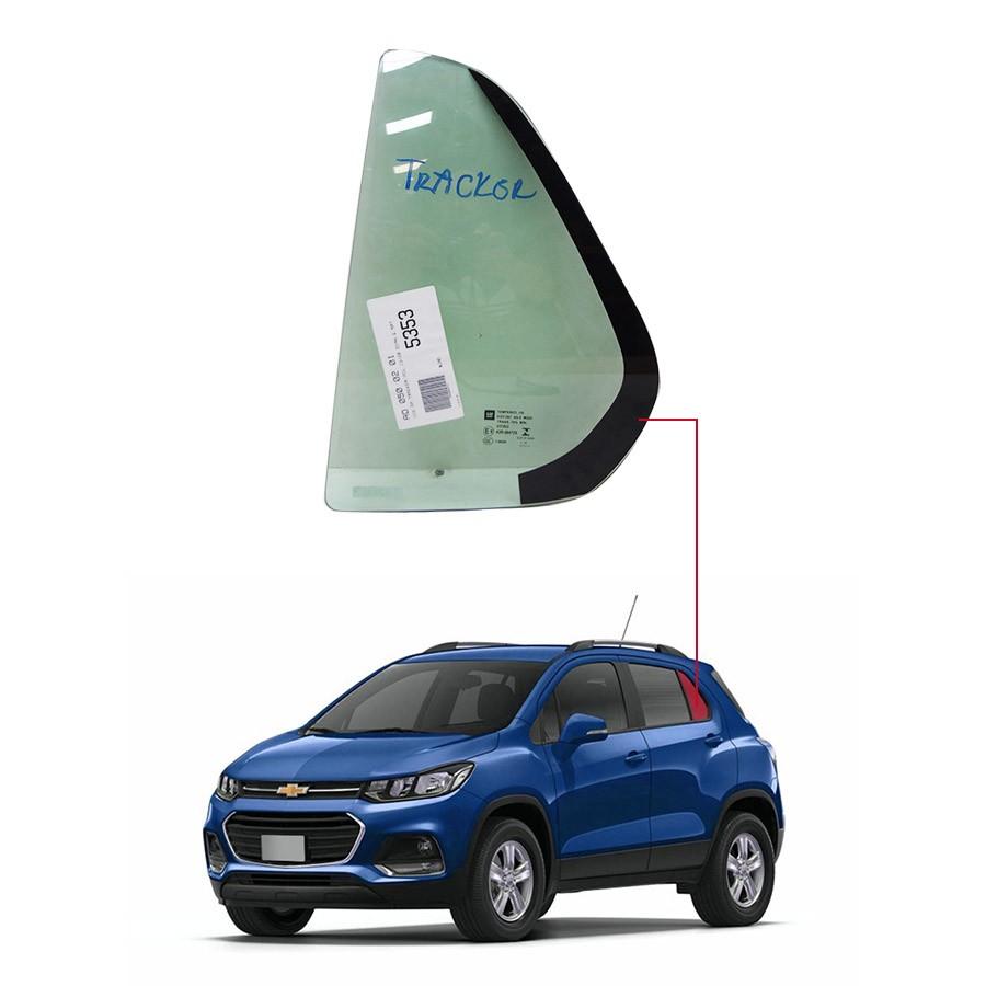 Vidro Óculo Dianteiro Esquerdo Chevrolet Tracker 13/20 Importadora