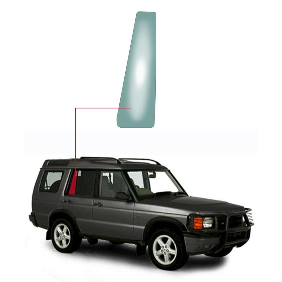 Vidro Óculo Traseiro Direita Land Rover Discovery 2 98/04 Pilkington