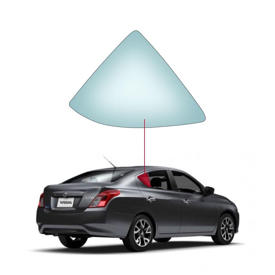 Vidro Óculo Traseiro Direito Nissan Versa 12/14 Fanavid