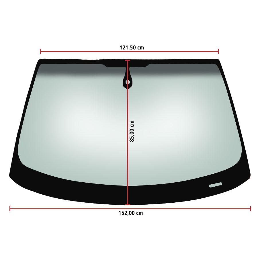 Vidro Parabrisa Audi Q3 11/18 AGC