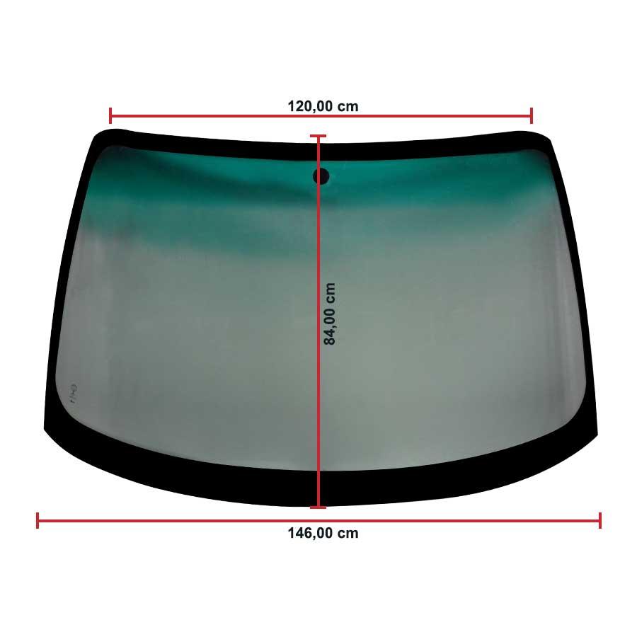 Parabrisa Bmw Serie 3 99/04 Glasstech