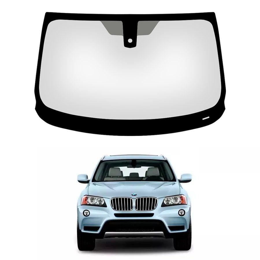 Vidro Parabrisa Com Sensor BMW X3 13/17 Fuyao