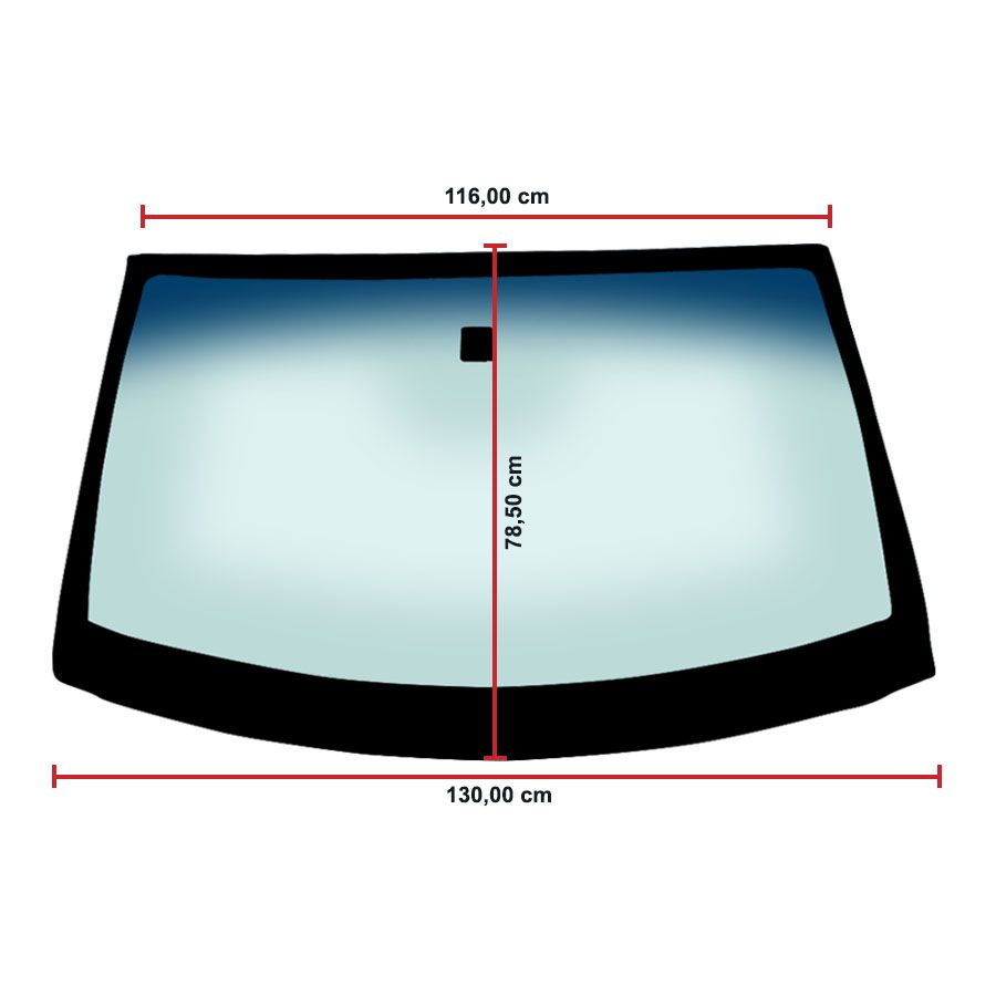 Vidro Parabrisa Chevrolet Agile 09/16 / Montana 10/16 Glasstech