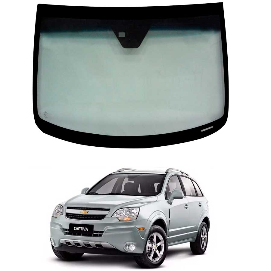 Vidro Parabrisa Chevrolet Captiva 06/16 Fanavid