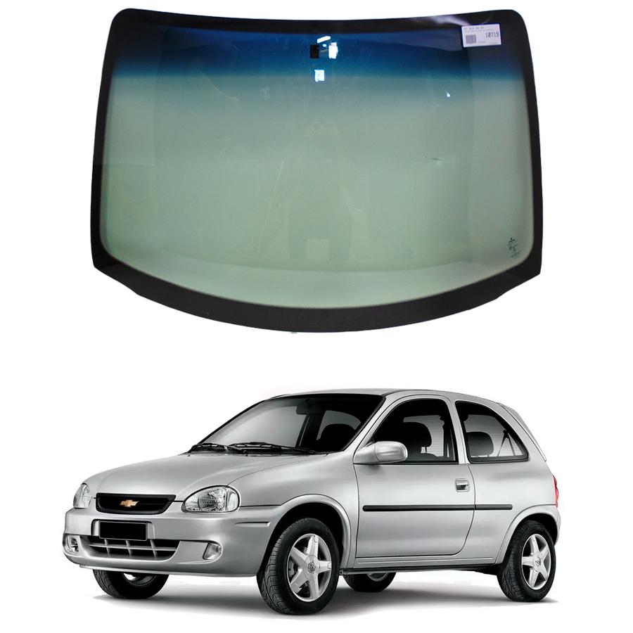 Vidro Parabrisa Chevrolet Corsa 93/01 / Classic 93/16 /  Celta 00/16 / Prisma 06/12  Fanavid