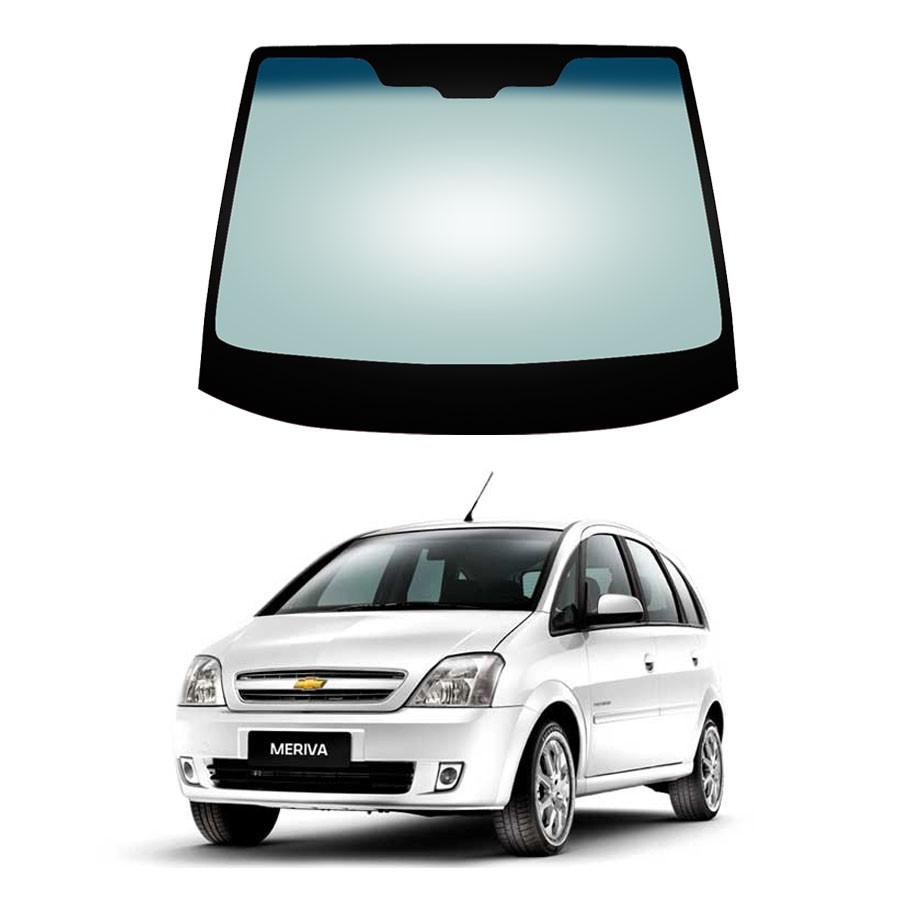 Vidro Parabrisa Chevrolet Meriva 02/12 Fanavid