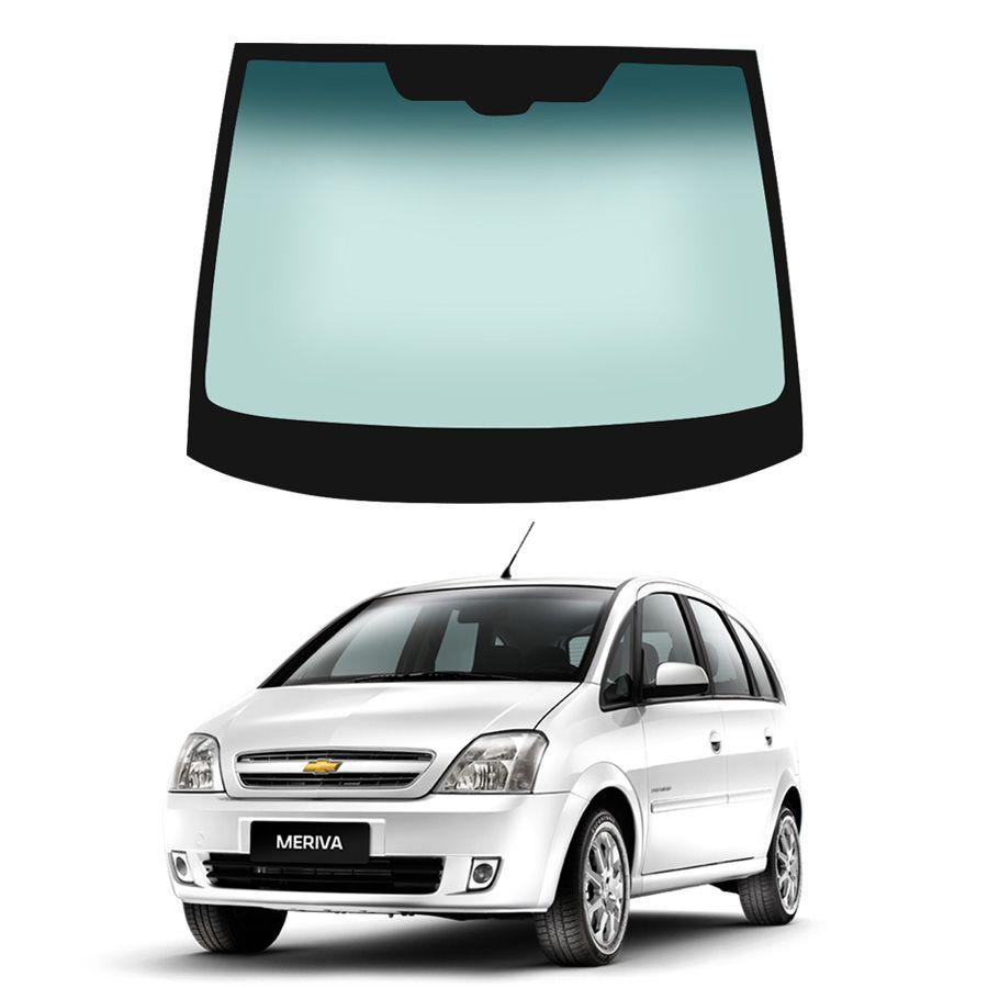 Vidro Parabrisa Chevrolet Meriva 02/12 Vitro