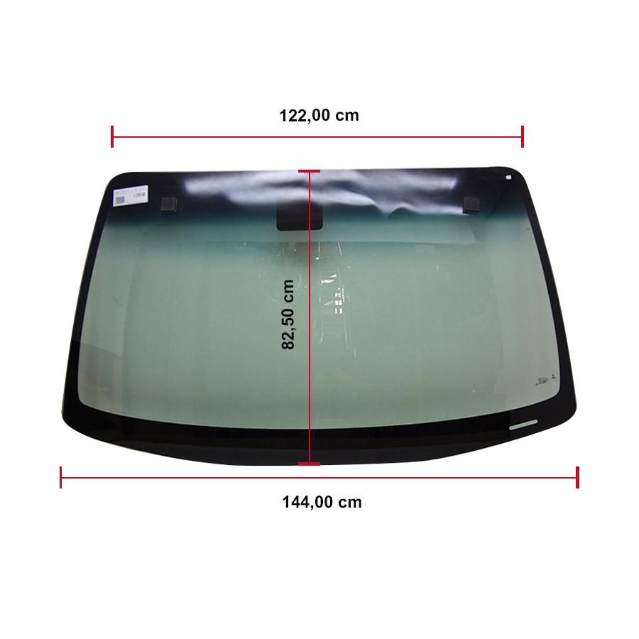 Vidro Parabrisa Chevrolet S10 16/20 / TrailBlazer 12/20 AGC