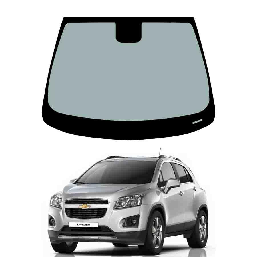 Vidro Parabrisa Chevrolet Tracker 17/20 Vitro