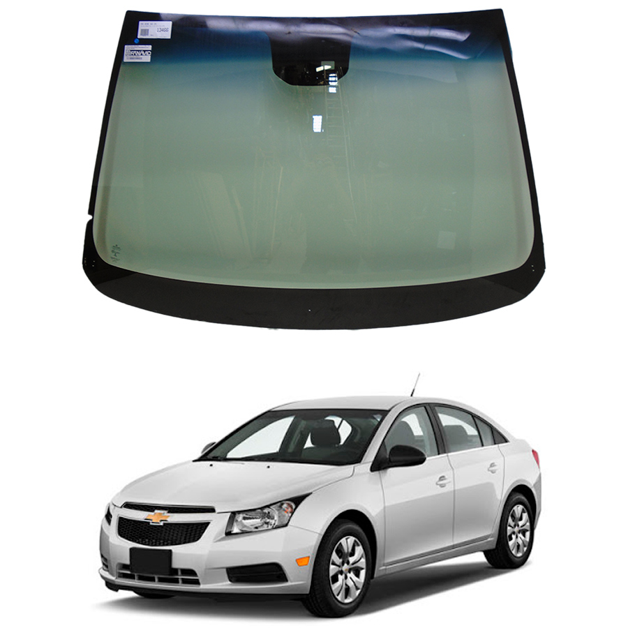 Vidro Parabrisa Com Sensor Chevrolet Cruze 11/16 Fanavid