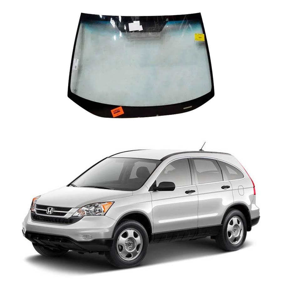 Vidro Parabrisa Com Sensor Honda CRV 07/11 Fuyao
