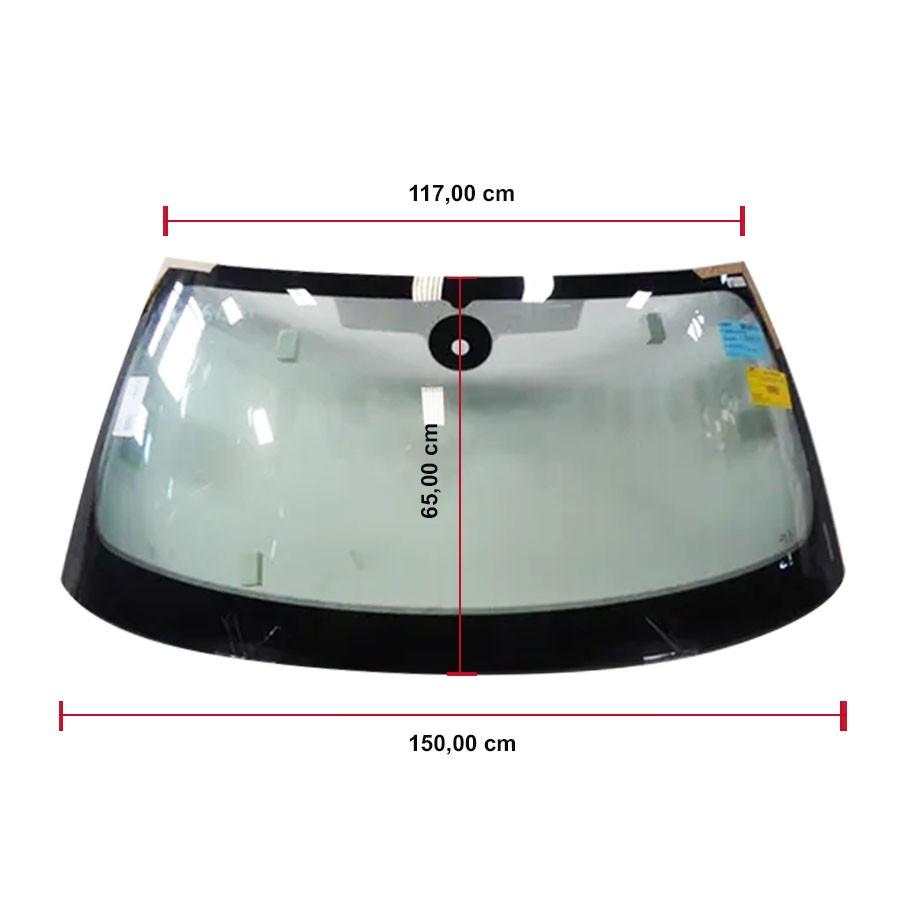 Vidro Parabrisa Com Sensor Mini Cooper 15/20 Importadora