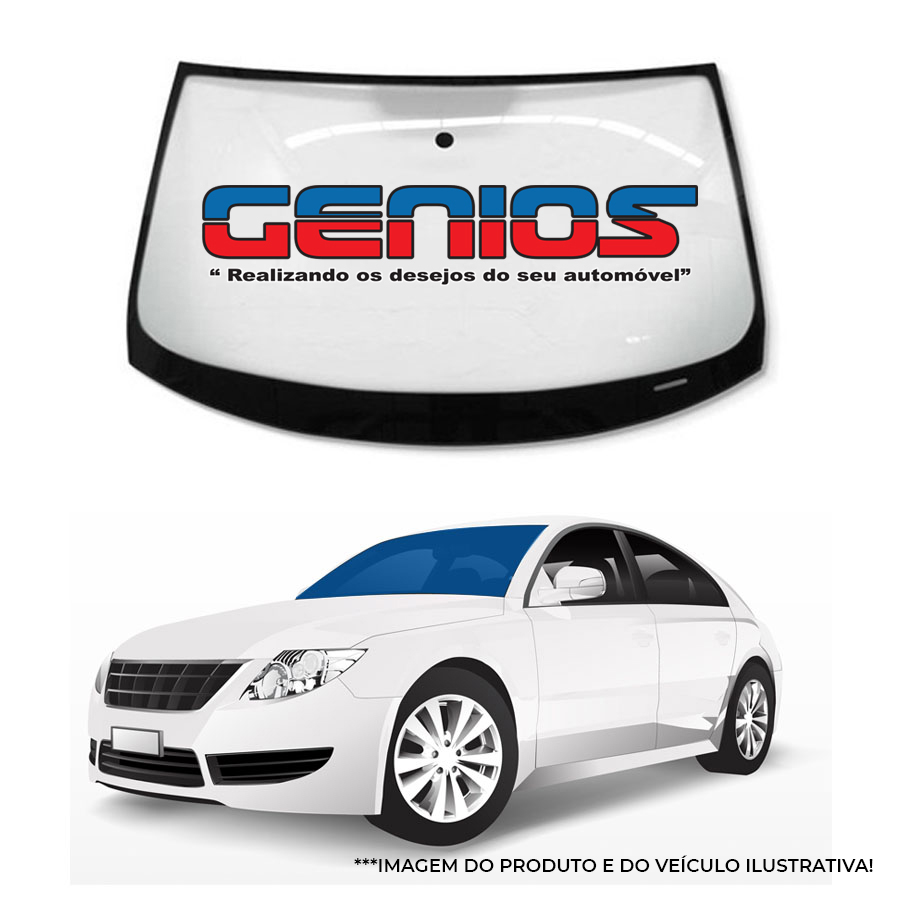 Parabrisa Com Sensor Peugeot 208 2013 a 2020 / 2008 2013 a 2020 Saint Gobain