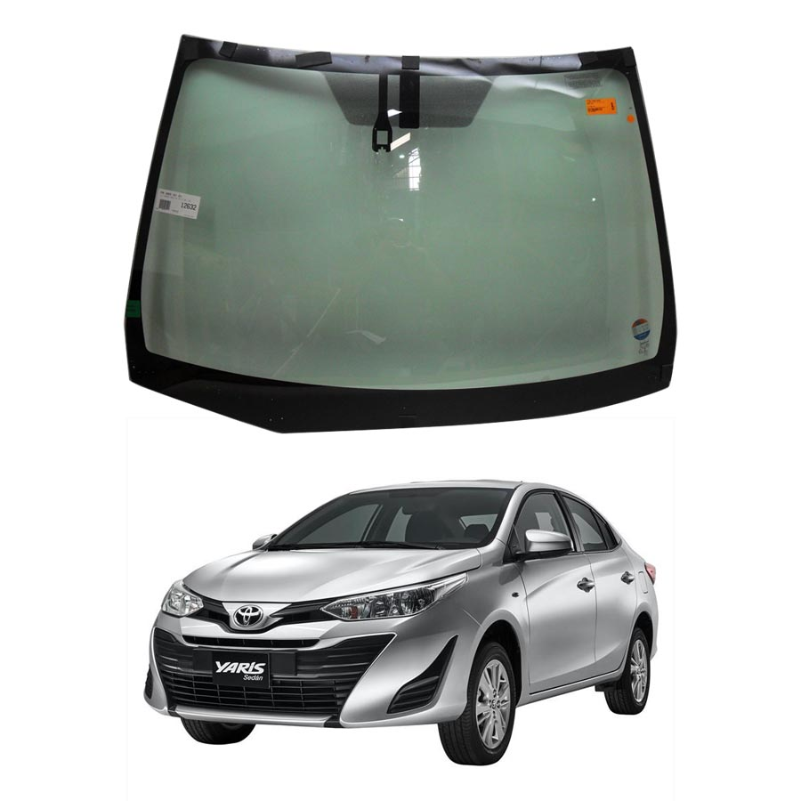 Parabrisa Com Sensor Toyota Yaris 18/21 Glasstech