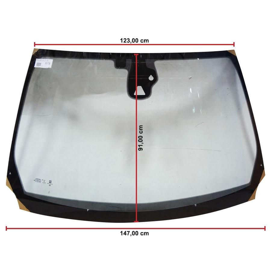 Vidro Parabrisa Com Sensores  Jeep Compass 16/20 Importadora