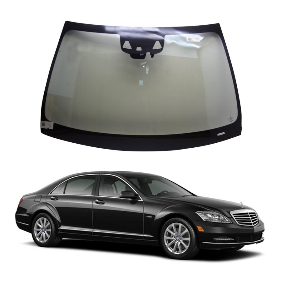 Vidro Parabrisa Com Sensores Mercedes-Benz Classe S 10/16 / S500 10/16 / S600 10/16 Importadora